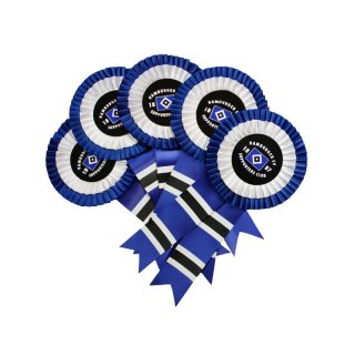 Supporters Rosette